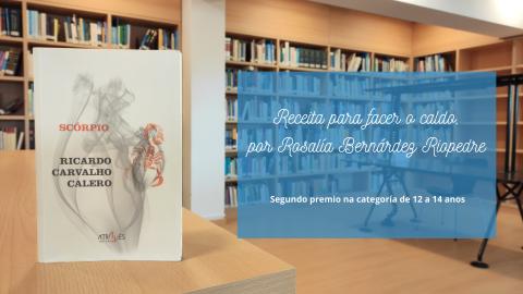 Receita para facer o caldo - Conmemoración do Día das Letras Galegas